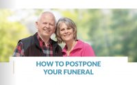 20 - How to Postpone Your Funeral
